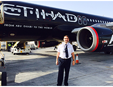Federico López - Firs Officer - Etihad Airways - Entrevista