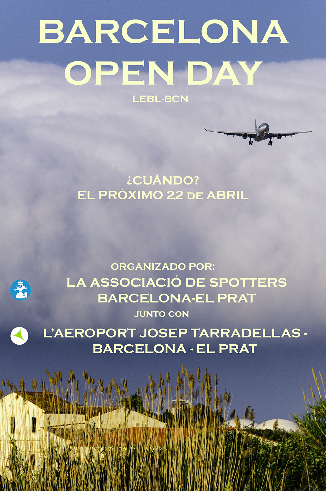 Barcelona Open Day 2020 - 22 de Abril